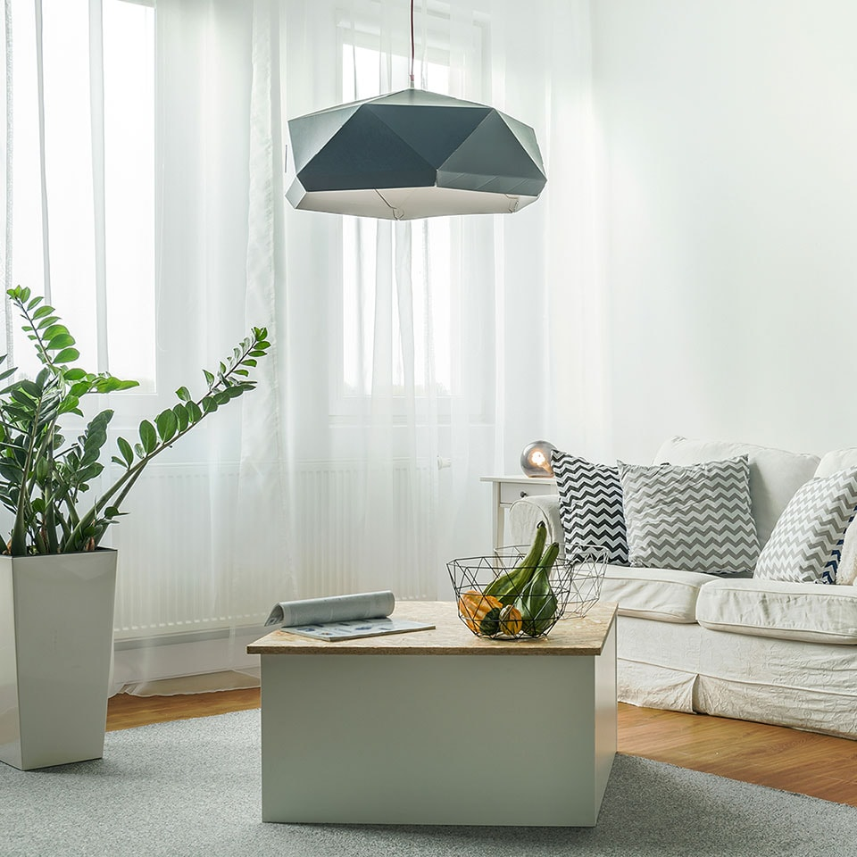 Inspiration de décoration intérieur des appartements de la Résidence Cap Riviera