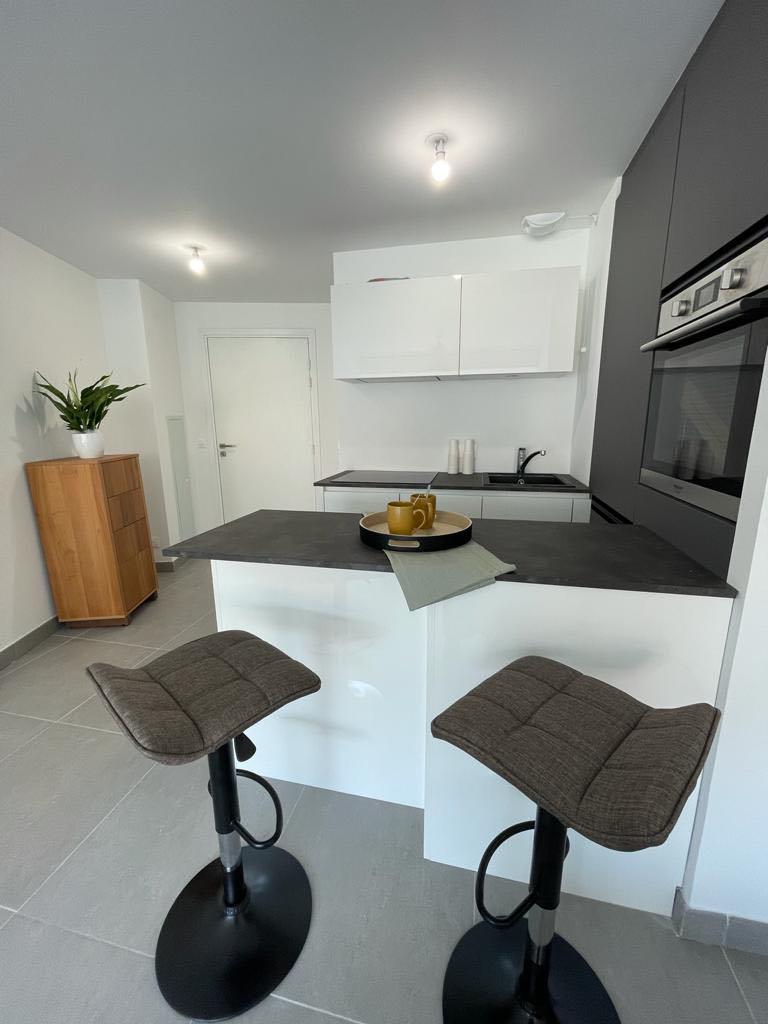 Show flat, open kitchen view, Cap Riviera, Cap Riviera, © Progereal